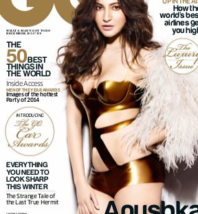 GQ India-December 2014 + GQ Luxe Addresses 2015