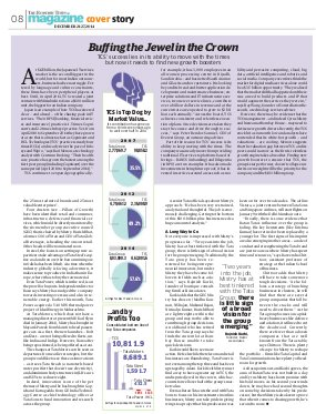 The Economic Times Magazine-THE MISTRY WAY