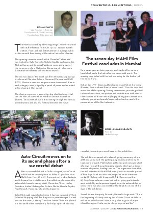 Experiential Marketing-DECEMBER - JANUARY 2015