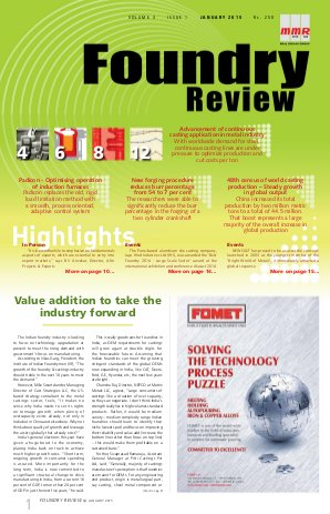 Foundry Review-Foundry Review - January 2015 Issue