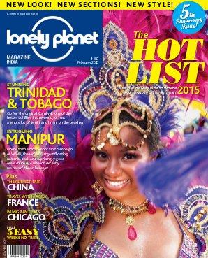 Lonely Planet Magazine India-February 2015