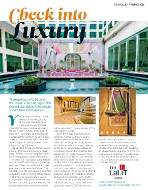 Conde Nast Traveller India-FEBRUARY-MARCH 2015