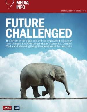 Best Media Info-Advertising: Future Challenged