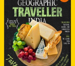 National Geographic Traveller India-Feb 2015