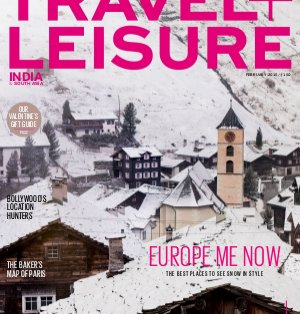 Travel + Leisure-Travel+Leisure India & South Asia_February_2015
