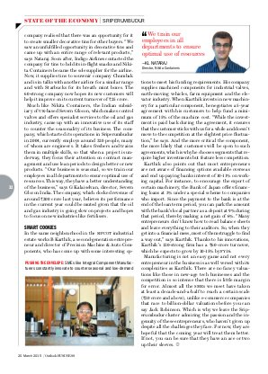 Outlook Business-OLB, 20 March 2015