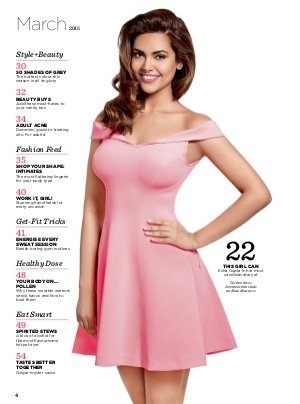 Women's Health India-Women's Health-March 2015