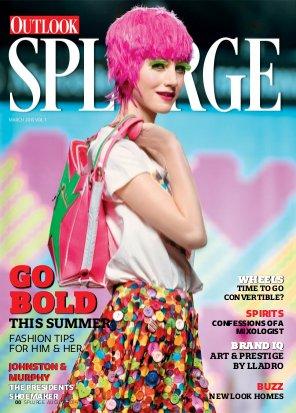 OUTLOOK SPLURGE-Outlook Splurge March 2015