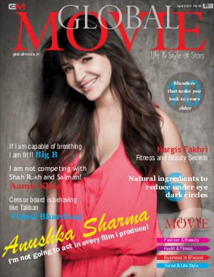 Global Movie Magazine-April 2015