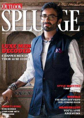 OUTLOOK SPLURGE-Outlook Splurge, April 2015