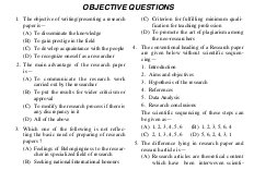 U.G.C.-NET/JRF/SET Teaching & Research Aptitude (General Paper-1)-Thu Apr 09, 2015