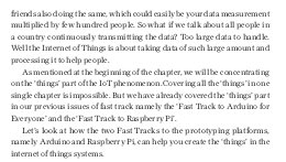 Digit Fast Track -Fast Track to Internet of Things