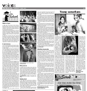 Voices-21st MAY 2015