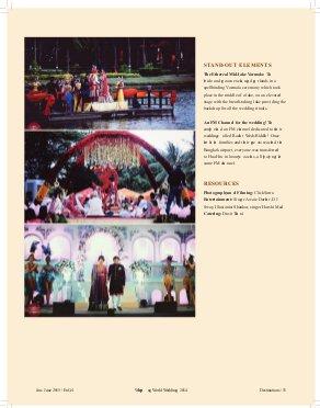 Experiential Celebrations-Jan-June 2015