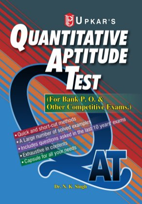 Quantitative Aptitude Test-Sat May 23, 2015