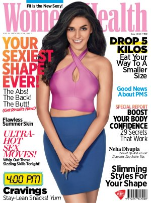 Women's Health India-Women's Health-June 2015