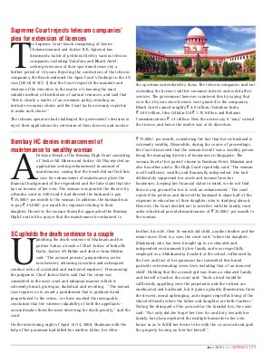 Lex WITNESS - India's First Magazine on Legal & Corporate Affairs-Lex Witness June 2015