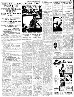 The Statesman - Archives-The Statesman - Netaji Subhash Chandra Bose