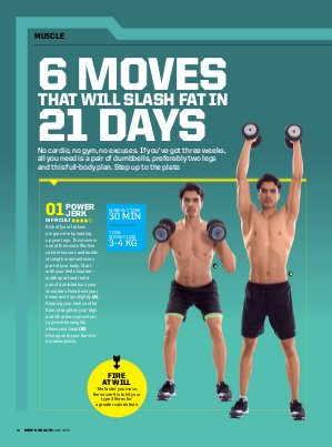 Men's Health-Men's Health-July 2015