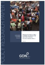 Managing agricultural commercialization for inclusive growth in Sub-Saharan Africa