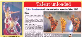 Voices-30th july 2015