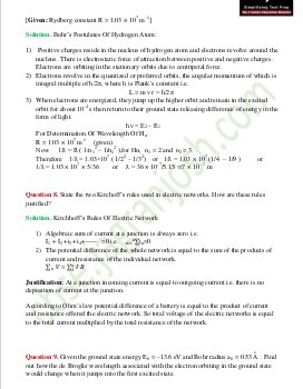 CBSE-CBSE Class 12 Physics Solved Question Paper 2015