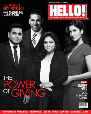 HELLO! India-HELLO! INDIA SEP 2015