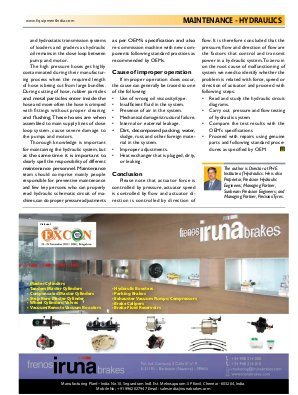 Equipment India-September 2015