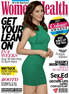 Women's Health India-Women's Health-October 2015