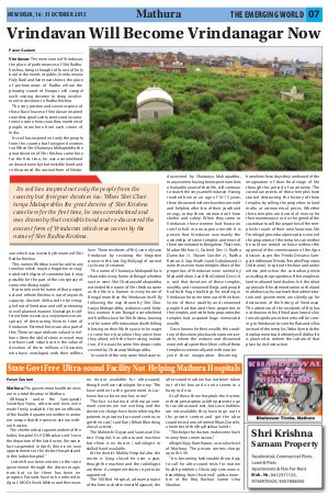 The Emerging World (Fortnightly)-16-31 October 2015