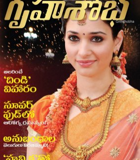Grihshobha Telugu-November 2015