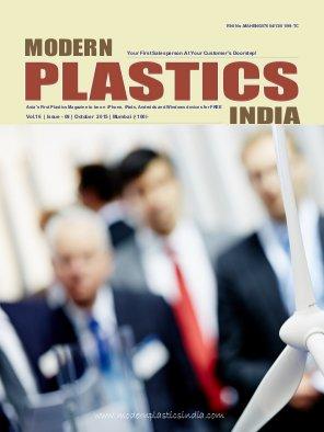 Modern Plastics India -Vol.16 | Issue - 09 | October 2015 | Mumbai