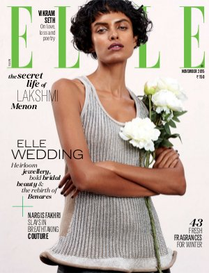 ELLE India-November 2015