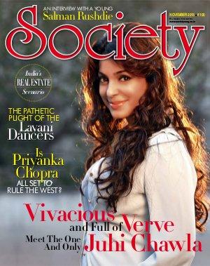 SOCIETY-SOCIETY  NOVEMBER 2015