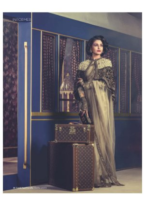 Conde Nast Traveller India-October - November 2015