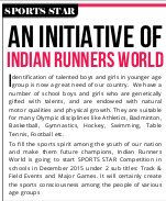 INDIAN RUNNERS WORLD-Indian Runners World October 2015