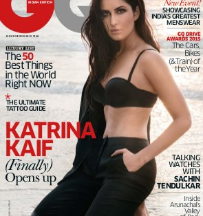 GQ India-December 2015 and GQ LUXE Addresses 2016
