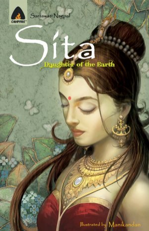 Sita: Daughter of the Earth-Issue 1