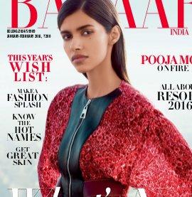 Harper's Bazaar India-Harper's Bazaar India- January-February 2016