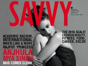 SAVVY-SAVVY JANUARY 2016