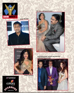 STARDUST AWARDS 2015-STARDUST AWARDS 2015