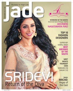 Jade Magazine-November 2012