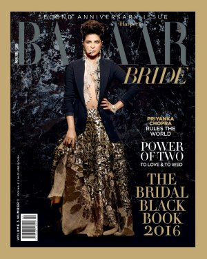 Harper's Bazaar Bride-Harper's Bazaar Bride-February 2016