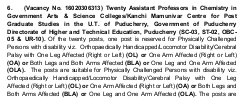 UPSC-UPSC Recruitment 2016 for 170 Assistant Professor & Other Posts