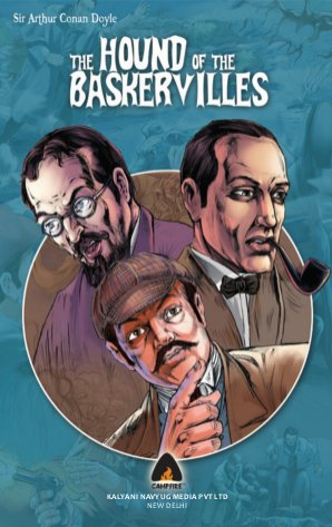 The Hound of the Baskervilles-Issue 1