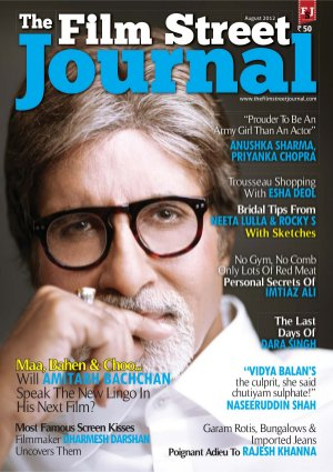 The Film Street Journal-August 2012
