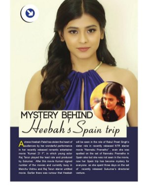Tollywood-February 2016 -Vol 3, Issue 4