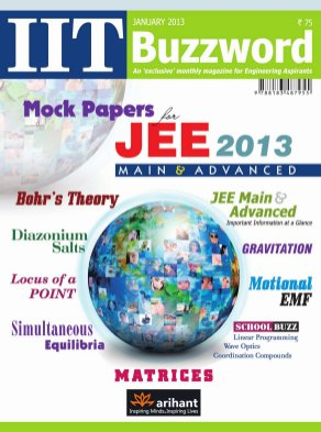 IIT Buzzword-January 2013