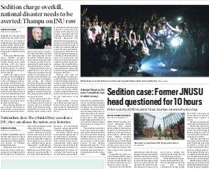 Delhi-28 February, 2016