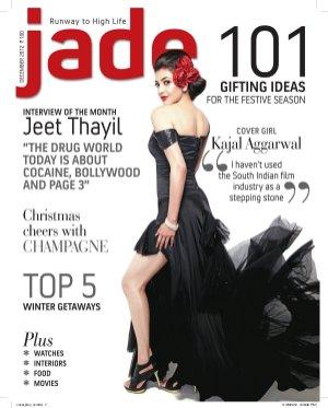 Jade Magazine-December 2012